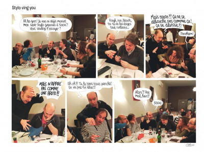 Page 4 L'atelier mastodonte tome 5
