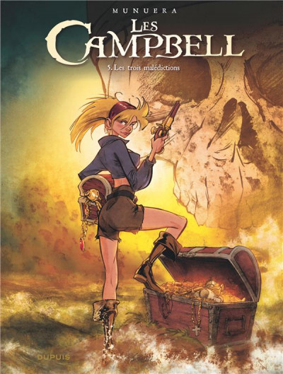 Couverture Les Campbell tome 5