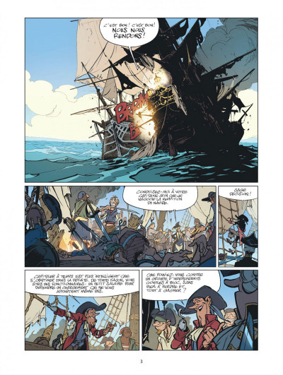 Page 3 Les Campbell tome 5
