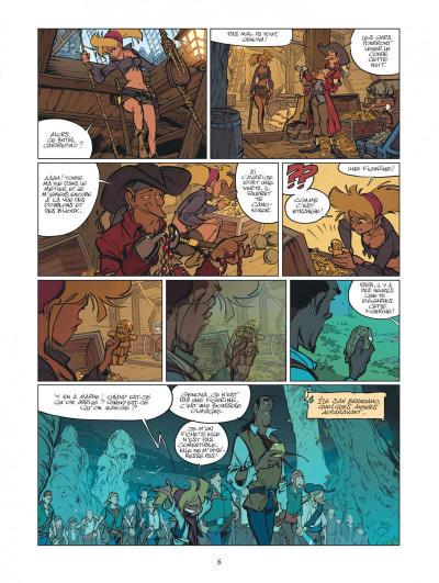 Page 6 Les Campbell tome 5