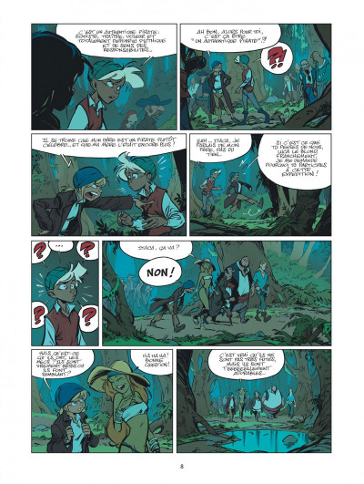 Page 8 Les Campbell tome 5