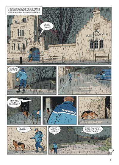 Page 2 Jérôme K. Jérôme Bloche tome 26