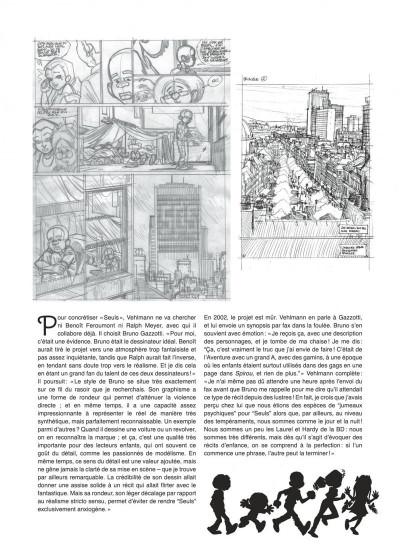 Page 4 Seuls tome 1 - la disparition
