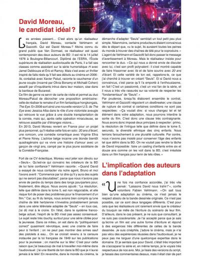 Page 7 Seuls tome 1 - la disparition