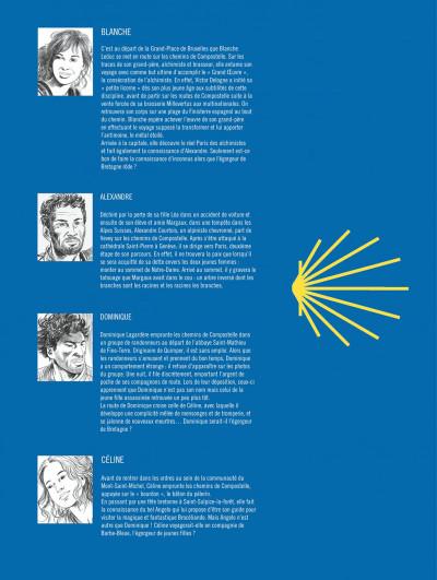 Page 2 Les chemins de compostelle tome 4