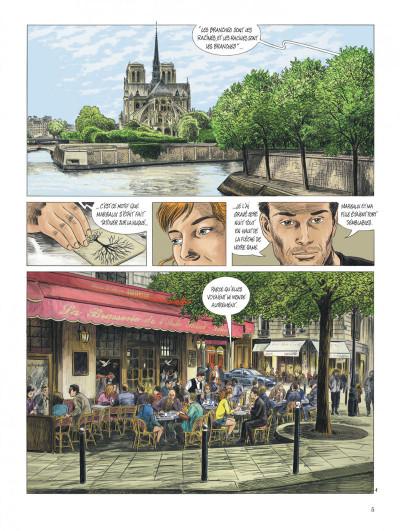Page 4 Les chemins de compostelle tome 4