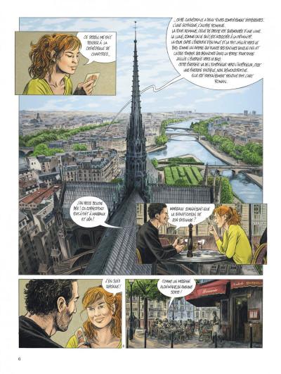 Page 5 Les chemins de compostelle tome 4