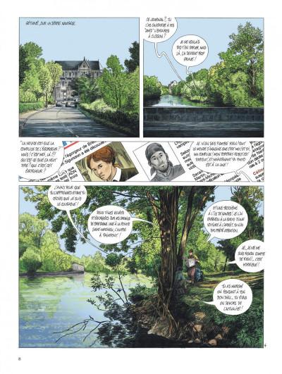 Page 8 Les chemins de compostelle tome 4