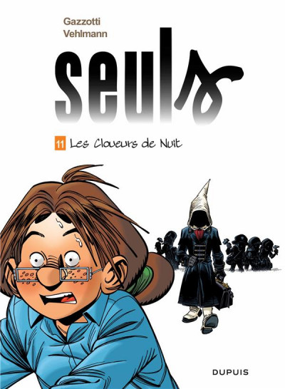 Couverture Seuls tome 11