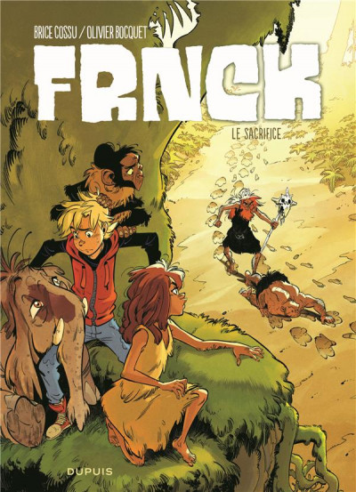 Couverture Frnck tome 3