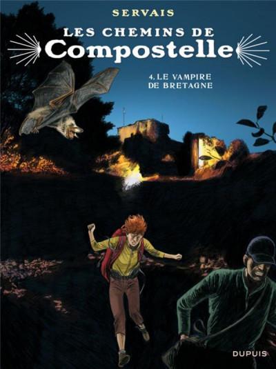 Couverture Les chemins de compostelle - édition spéciale tome 4