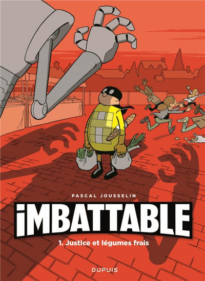Couverture Imbattable tome 1