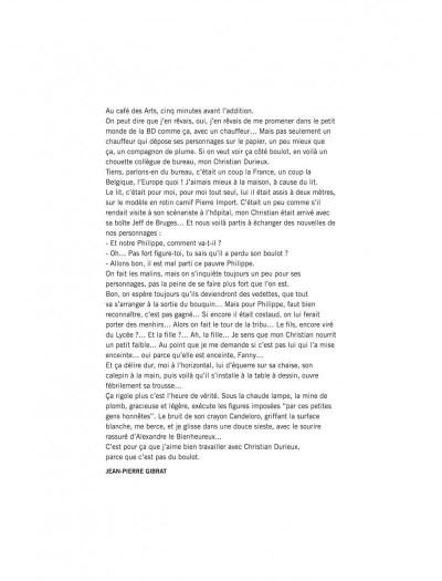 Page 7 Les gens honnêtes - intégrale