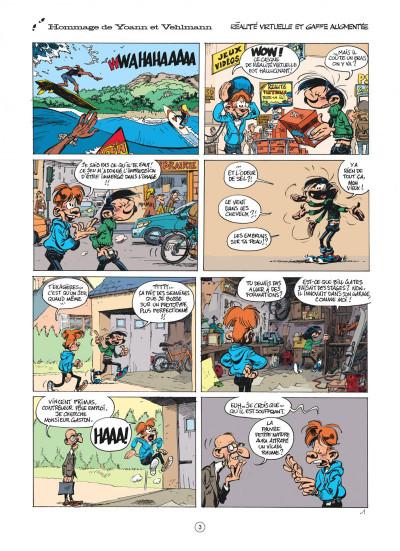 Page 2 Gaston - Galerie des gaffes