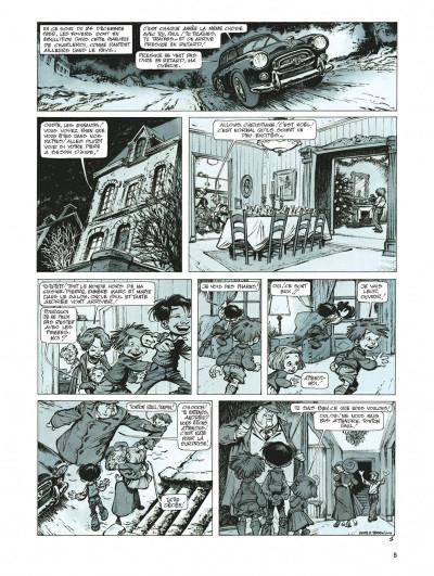 Page 1 Spirou et Fantasio vu par... tome 12 - il s'appelait Ptirou