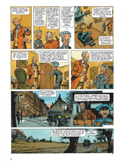 Page 5 Spirou et Fantasio vu par... tome 12 - il s'appelait Ptirou