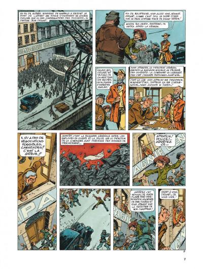 Page 7 Spirou et Fantasio vu par... tome 12 - il s'appelait Ptirou