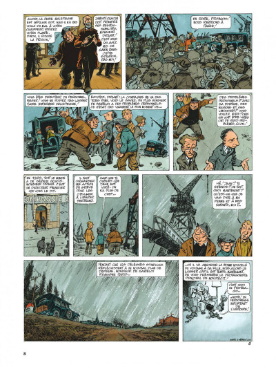Page 8 Spirou et Fantasio vu par... tome 12 - il s'appelait Ptirou