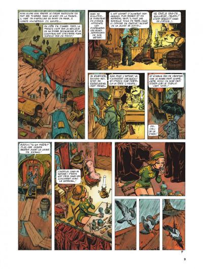 Page 9 Spirou et Fantasio vu par... tome 12 - il s'appelait Ptirou