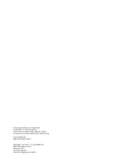 Page 1 Tendre Violette - intégrale n&b tome 1