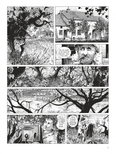Page 7 Tendre Violette - intégrale tome 2