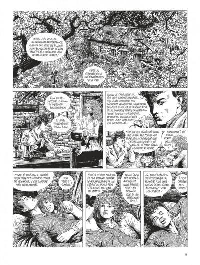 Page 9 Tendre Violette - intégrale tome 2