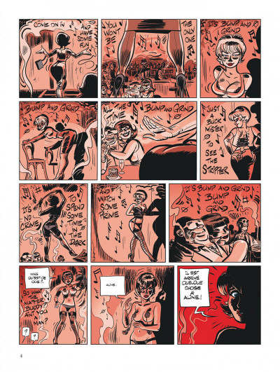 Page 4 L'instant d'après + ex-libris offert