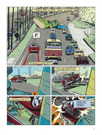 Page 5 L'instant d'après + ex-libris offert