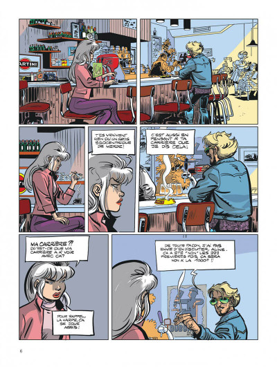Page 6 L'instant d'après + ex-libris offert