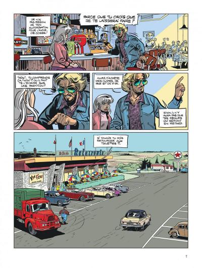 Page 7 L'instant d'après + ex-libris offert
