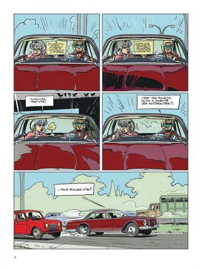 Page 8 L'instant d'après + ex-libris offert