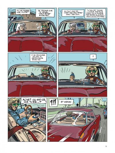Page 9 L'instant d'après + ex-libris offert