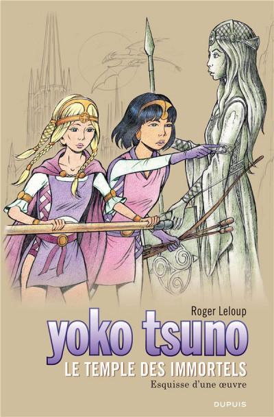 Yoko Tsuno Grand Format Tome 28 Bdfugue Com