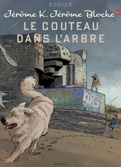 Couverture Jérôme K. Jérôme Bloche - édition spéciale tome 26