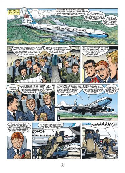 Page 2 Buck Danny - hors-série tome 1 - Les oiseaux noirs 1/2