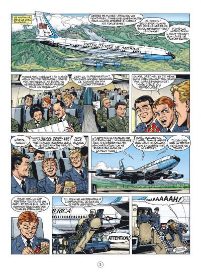 Page 3 Buck Danny - hors-série tome 1 - Les oiseaux noirs 1/2