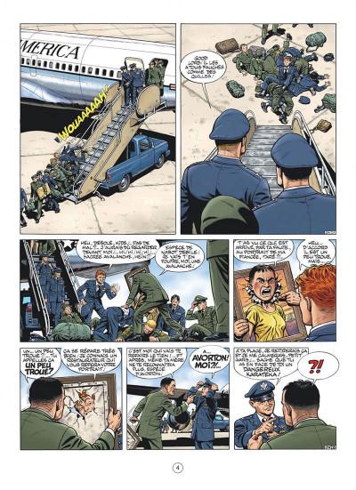Page 4 Buck Danny - hors-série tome 1 - Les oiseaux noirs 1/2