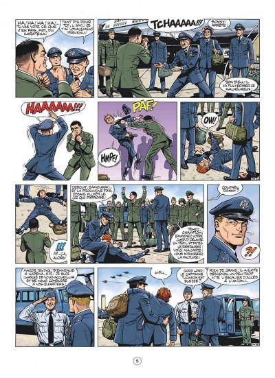 Page 5 Buck Danny - hors-série tome 1 - Les oiseaux noirs 1/2