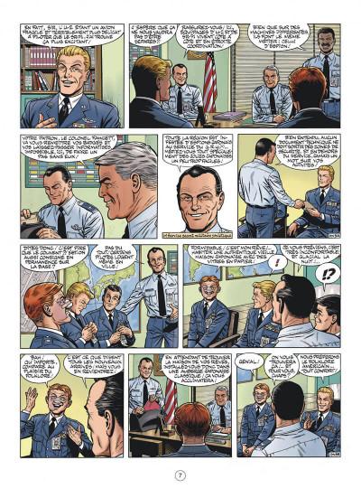 Page 7 Buck Danny - hors-série tome 1 - Les oiseaux noirs 1/2
