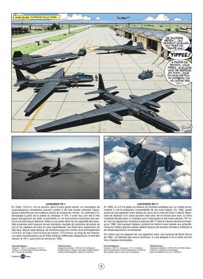 Page 9 Buck Danny - hors-série tome 1 - Les oiseaux noirs 1/2