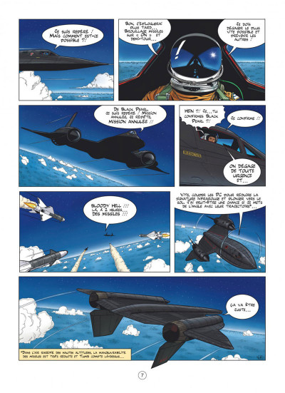 Page 7 Buck Danny - hors-série tome 2