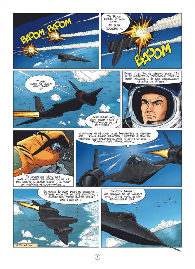Page 8 Buck Danny - hors-série tome 2