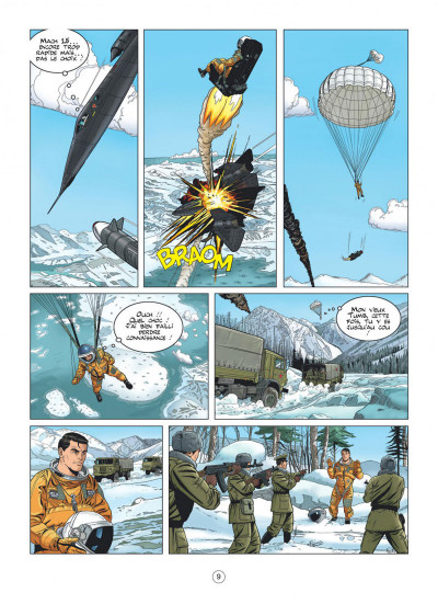 Page 9 Buck Danny - hors-série tome 2