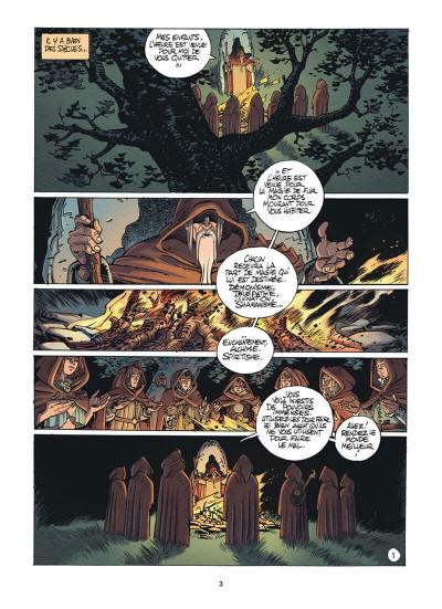Page 3 Magic 7 tome 1 - Jamais seuls (prix réduit)