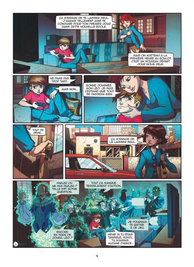 Page 4 Magic 7 tome 1 - Jamais seuls (prix réduit)
