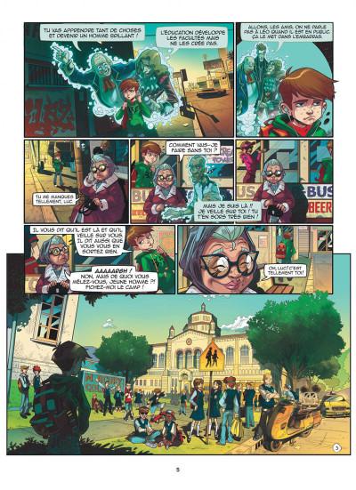 Page 5 Magic 7 tome 1 - Jamais seuls (prix réduit)