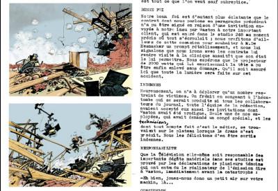 Page 6 Gaston - coffret intégrale - édition chronologique