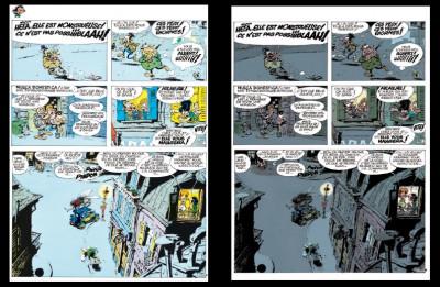 Page 7 Gaston - coffret intégrale - édition chronologique