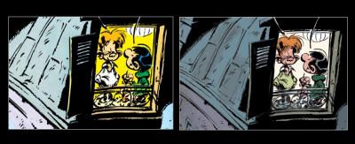 Page 8 Gaston - coffret intégrale - édition chronologique