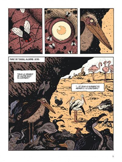 Page 5 Le dernier atlas tome 1 + ex-libris offert